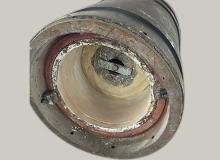 大型铜合金压下螺母模具