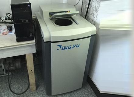 Spectrometer detection