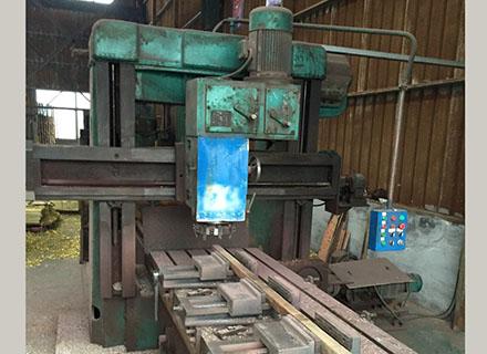 Copper bushing, copper plate processing machine